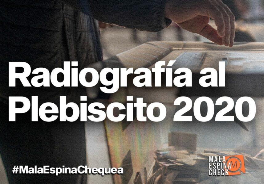 Radiografía al Plebiscito 2020: dónde se disparó el Apruebo, en qué lugares ganó el Rechazo y varias curiosidades