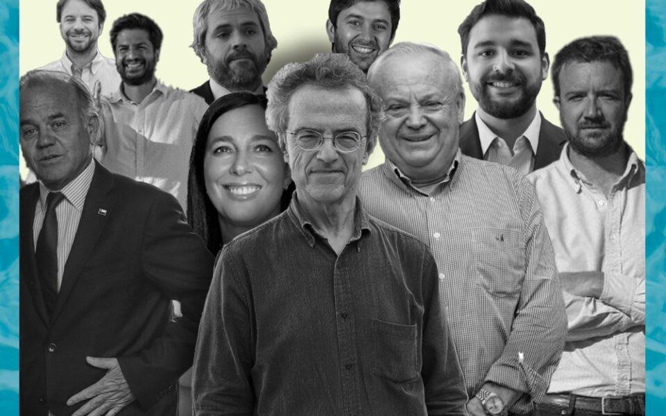 Los 10 candidatos que recibieron más aportes económicos y quedaron fuera de la constituyente