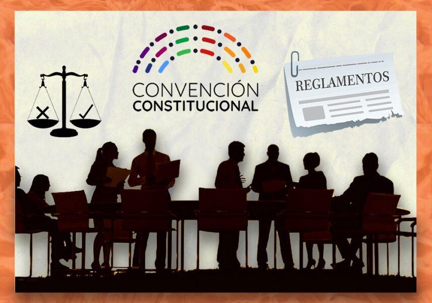 Las comisiones de la Convención Constitucional