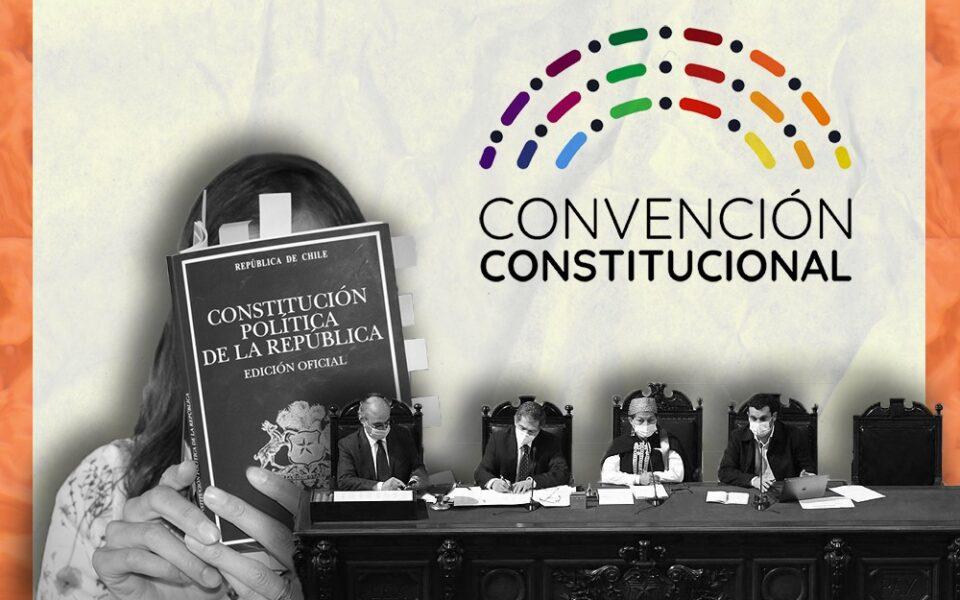 El mecanismo para elegir las nuevas vicepresidencias de la Convención