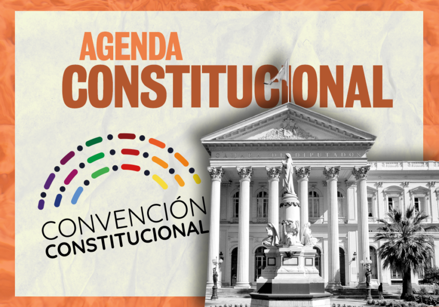 Agenda Constitucional: lo que se verá este miércoles 8 en la Convención