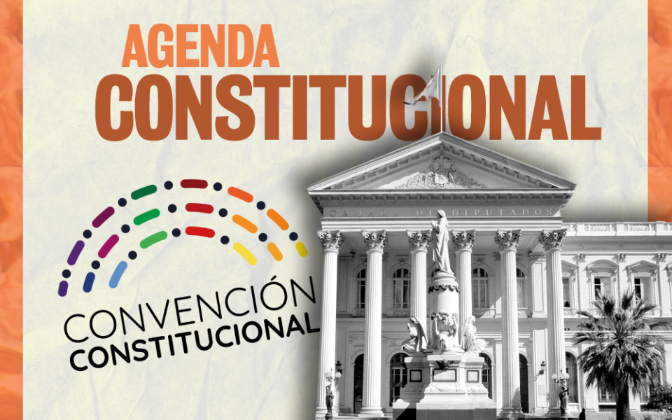 Agenda Constitucional: lo que se verá este jueves 21 en la Convención