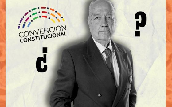 Quién es Jorge Arancibia, el almirante (R) cuestionado por Derechos Humanos en la Convención