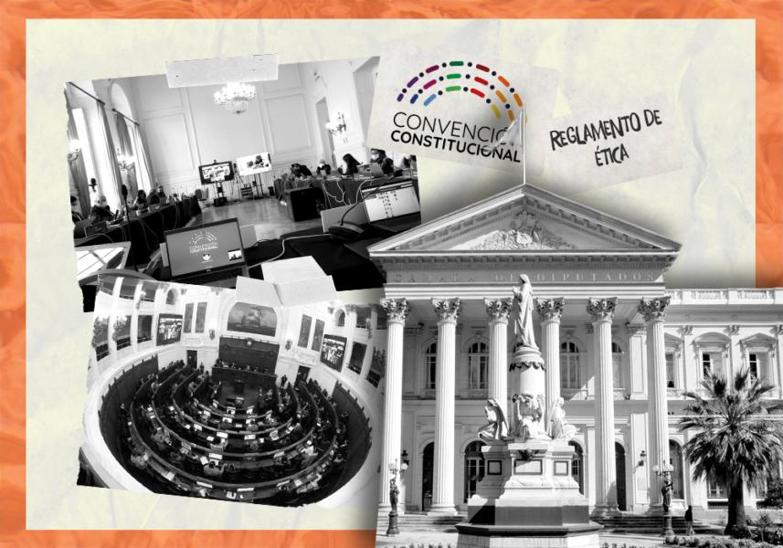 Comisión termina su propuesta de Reglamento de Ética