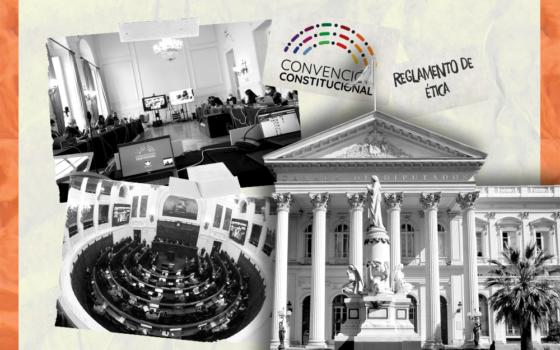 Las sanciones del reglamento de ética de la Convención Constitucional