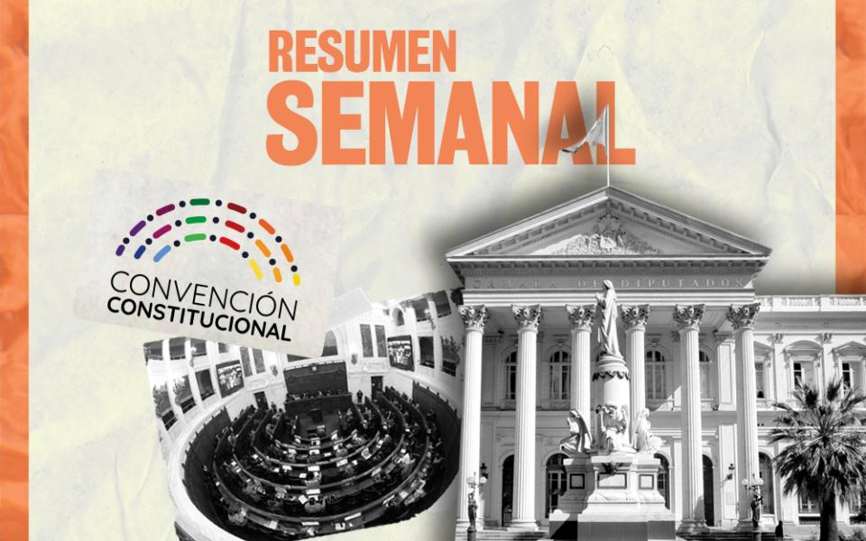 Resumen Constitucional: la semana de la Convención