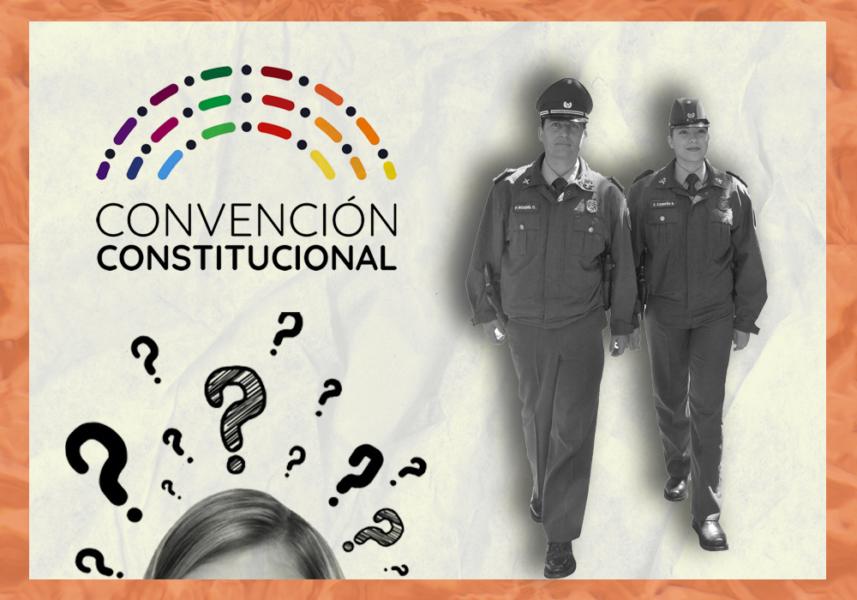 Qué pasó con Carabineros en la Convención Constitucional