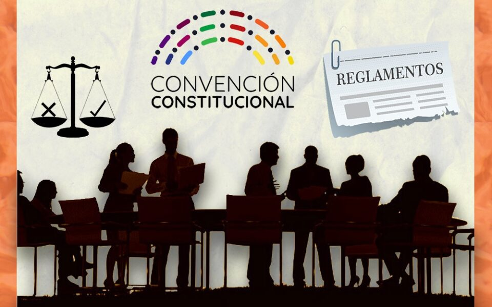 Convención decidió que las normas de los reglamentos sean aprobadas por mayoría simple