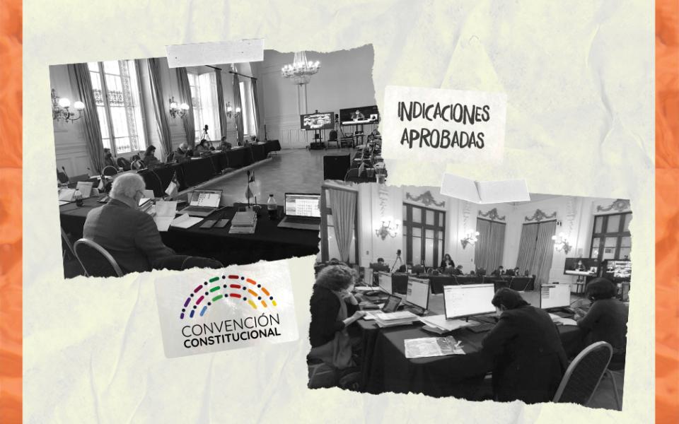 Las indicaciones aprobadas para el Reglamento de la Convención Constitucional
