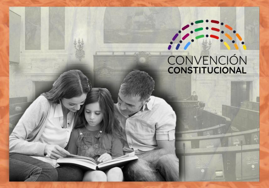 Qué pasó con el derecho preferente de educar y formar a los hijos en la Convención Constitucional
