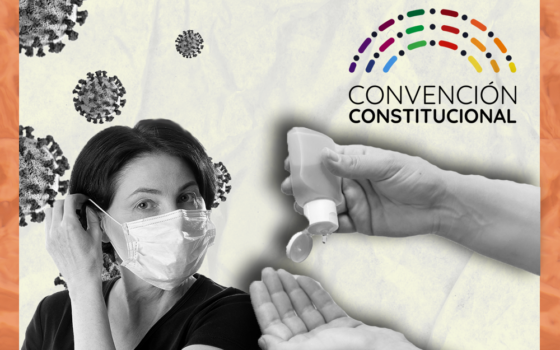 Cuáles son los protocolos sanitarios en la Convención Constitucional