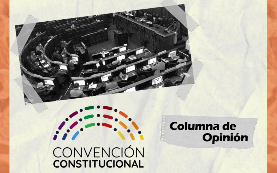 Columna de María Jaraquemada: Integridad en el proceso constituyente