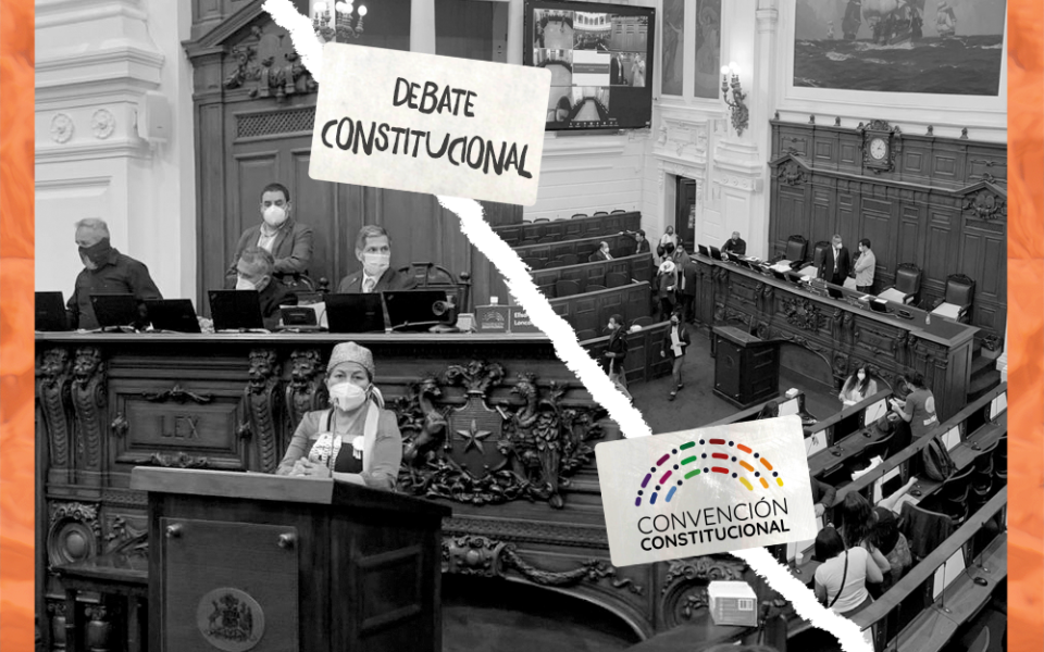 Este 18 de octubre comenzó el debate constitucional en la Convención