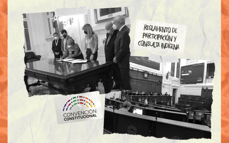 El Reglamento de Participación y Consulta Indígena de la Convención Constitucional